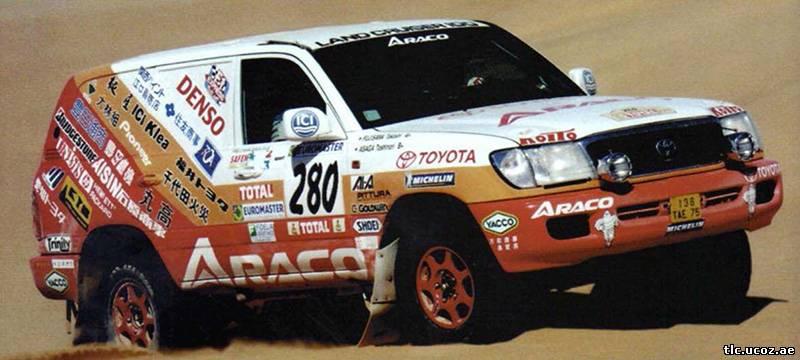 Ралли Париж-Дакар 2000 года